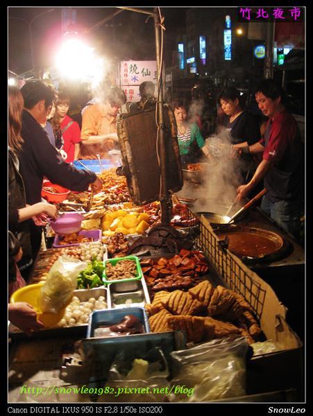 竹北夜市-滷味