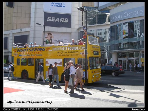多倫多觀光巴士