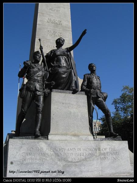 南非戰爭紀念碑