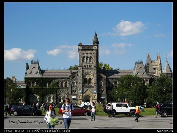多倫多大學之主樓