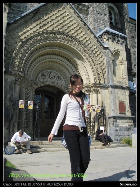 多倫多大學之裝學生