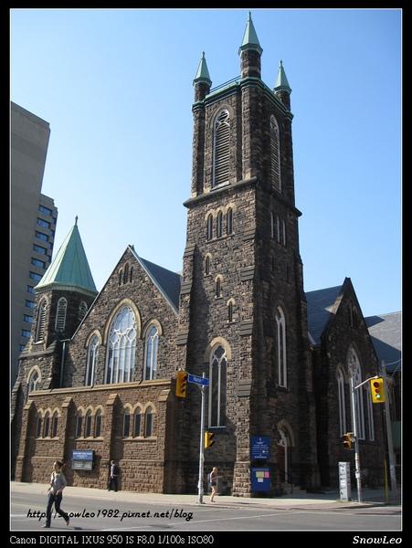 不知名的教堂