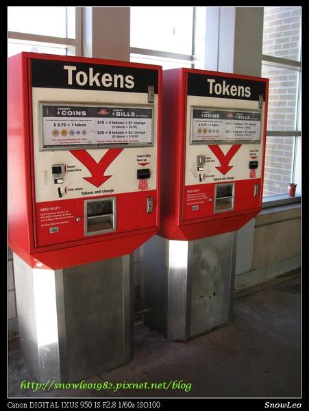 多倫多地鐵售票