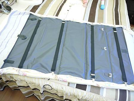 床單夾法1