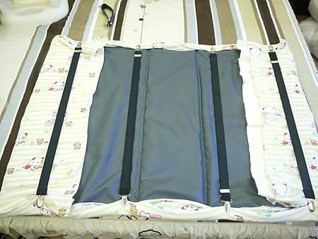 床單夾法2