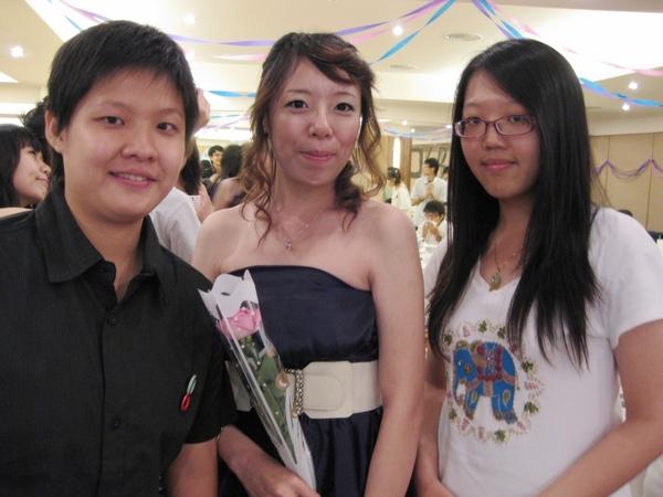 貼心的大三學妹