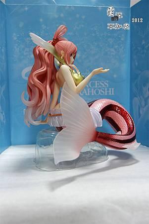人魚公主-白星 pop