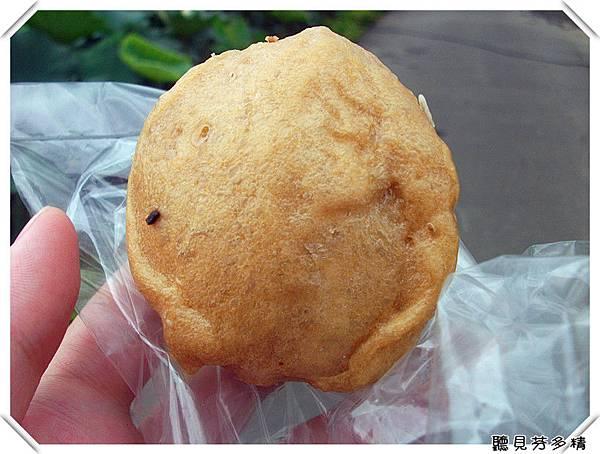 贈送的小饅頭