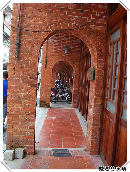 改建的走廊