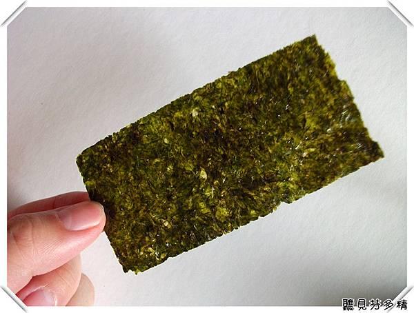 醬油海苔片
