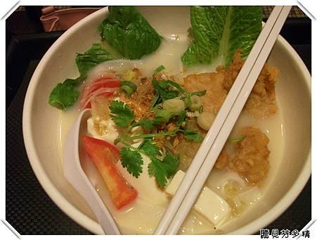 魚片河粉湯