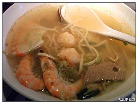 海鮮家菜麵