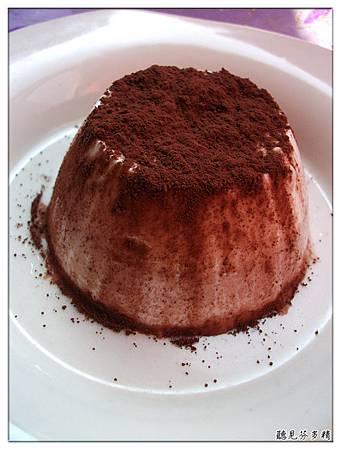 灑巧克力粉