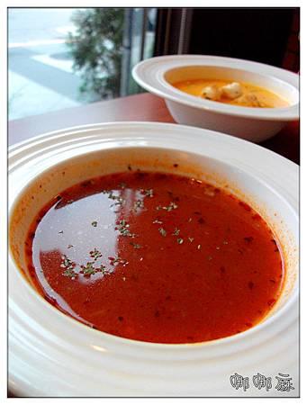 蕃茄牛肉湯