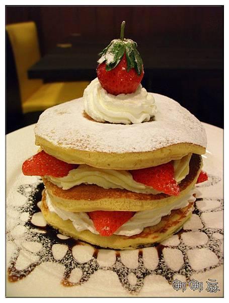 法式草莓奶油塔