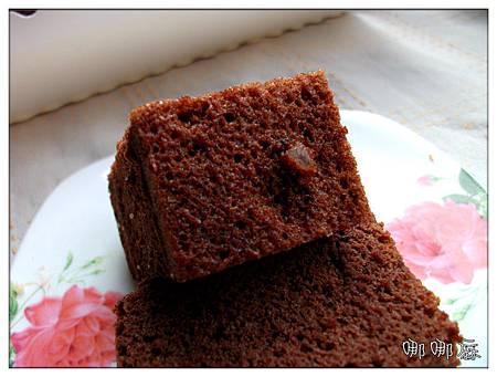 巧克力雙目糖