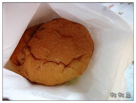 麵包袋子打開