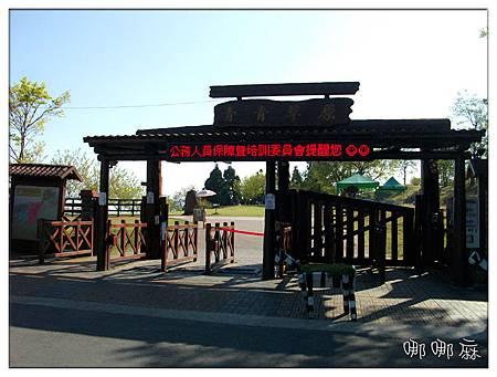 青青草原入口