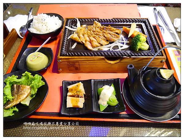 松阪豬套餐