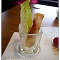 鮭魚捲沙拉