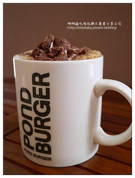 巧克力碎片太妃糖咖啡