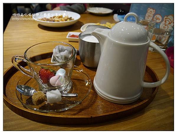 法式焦糖茶