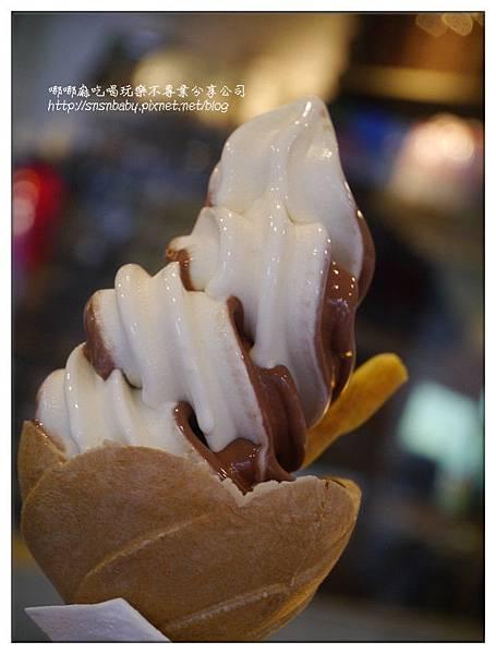 霜淇淋近拍