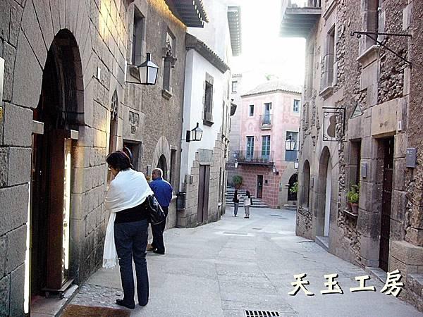 西班牙之門 4