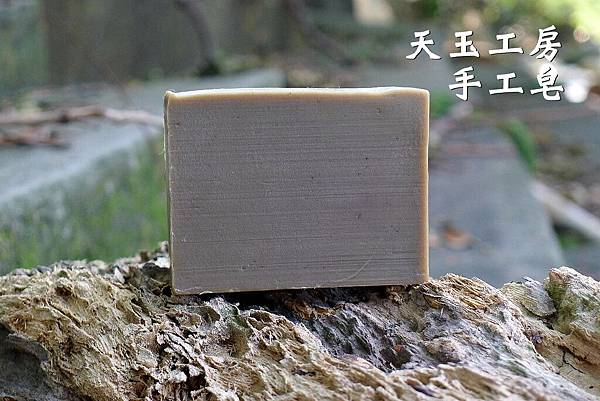 艾草平安馬賽皂 2