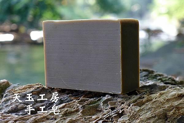 艾草平安馬賽皂 3