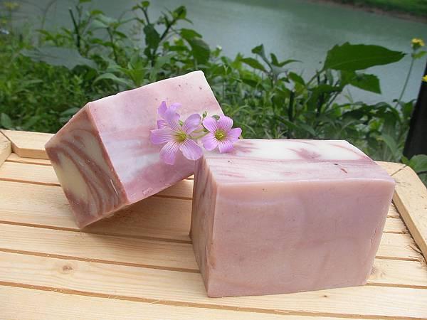 珊瑚紅馬賽皂