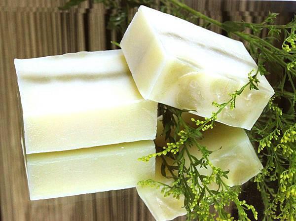 綠迷洗髮皂
