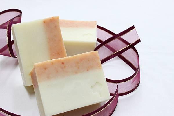 甜杏仁細緻皂