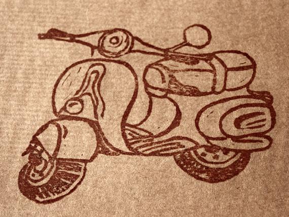 motorbike-brown paper-2.jpg