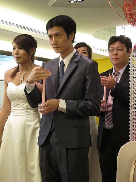 風哥&純純結婚