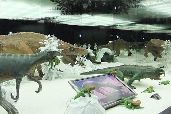 恐龍類與鱷類祖先的對決-2