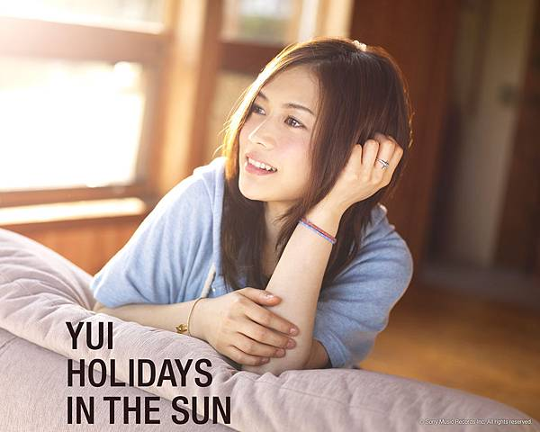 HOLIDAYS IN THE SUN【初回生産限定盤】