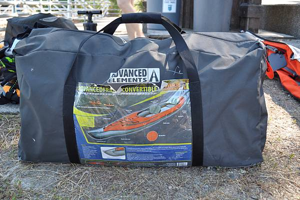 Advanced Element: Inflatable Kayak 充氣式獨木舟