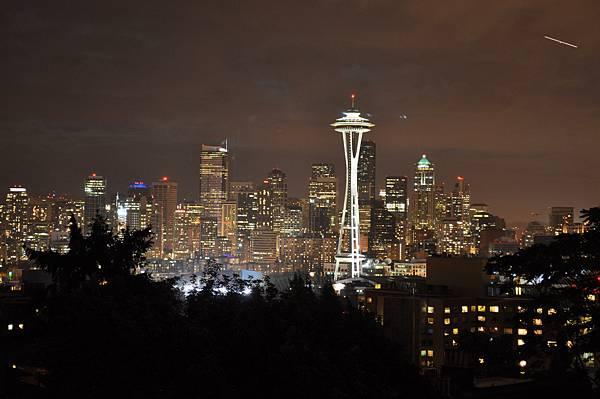 西雅圖夜景2
