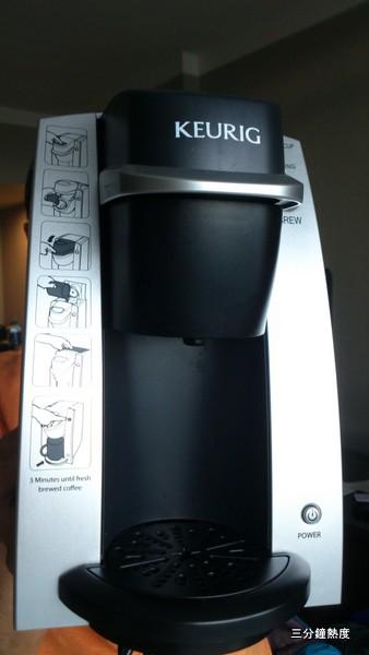 K-CUP咖啡機