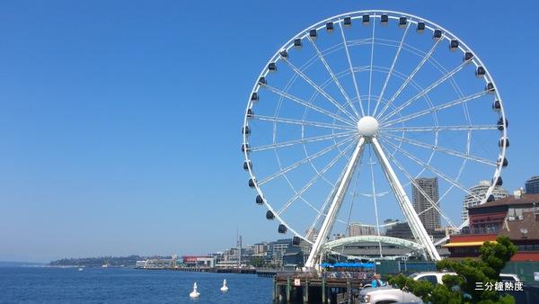 西雅圖摩天輪