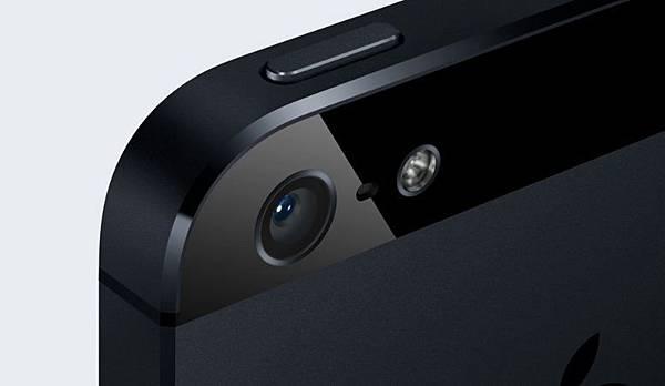 iPhone 5鏡頭,800萬像素