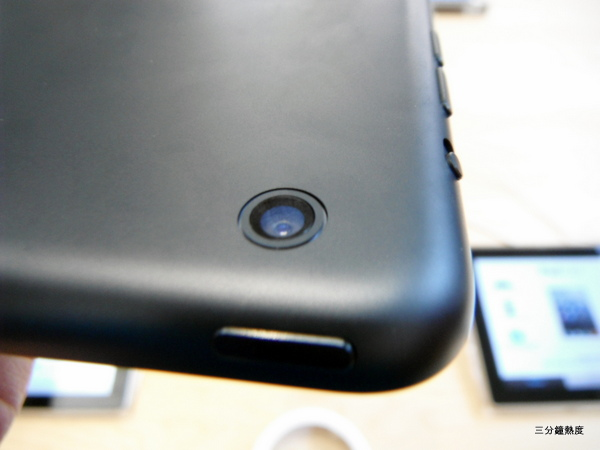 iPad mini 主相機 500萬畫素