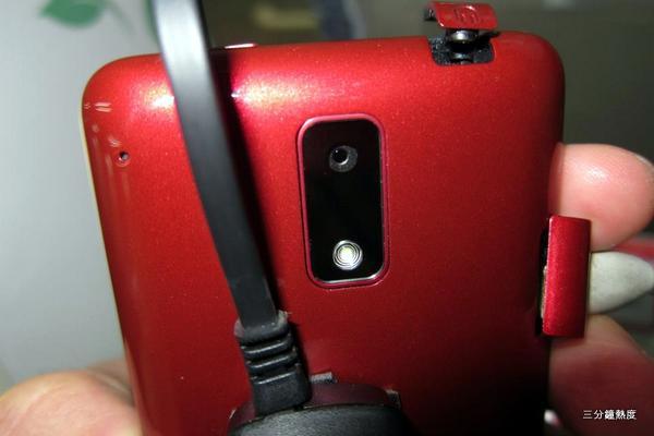 HTC J 防潑水蓋子