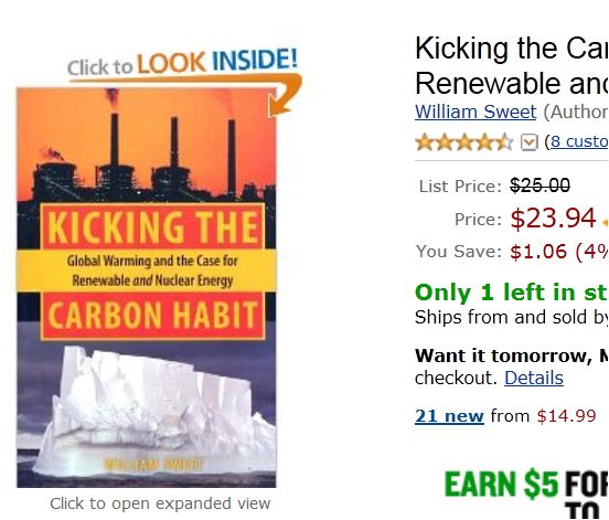 Kicking the Carbon Habit
