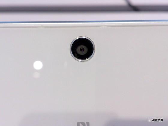 Xperia Z Ultra 主相機