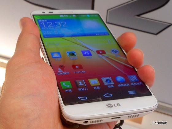LG G2 很不平衡