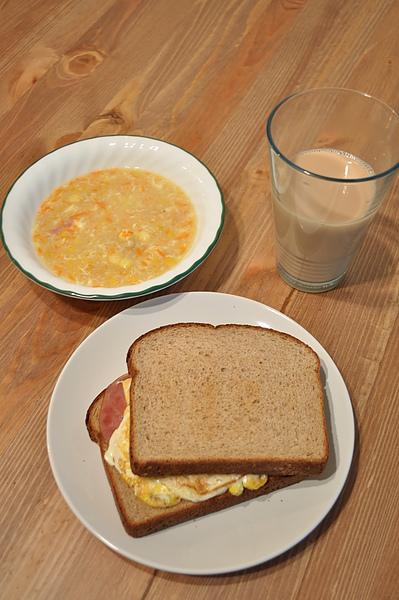美而美早餐
