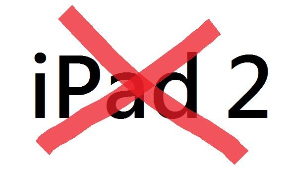 iPad2 X