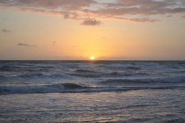 可愛島的早晨
